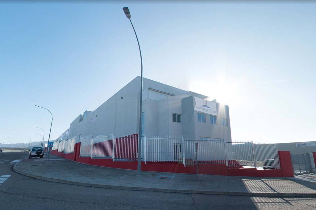 Usine de transformation Palencia