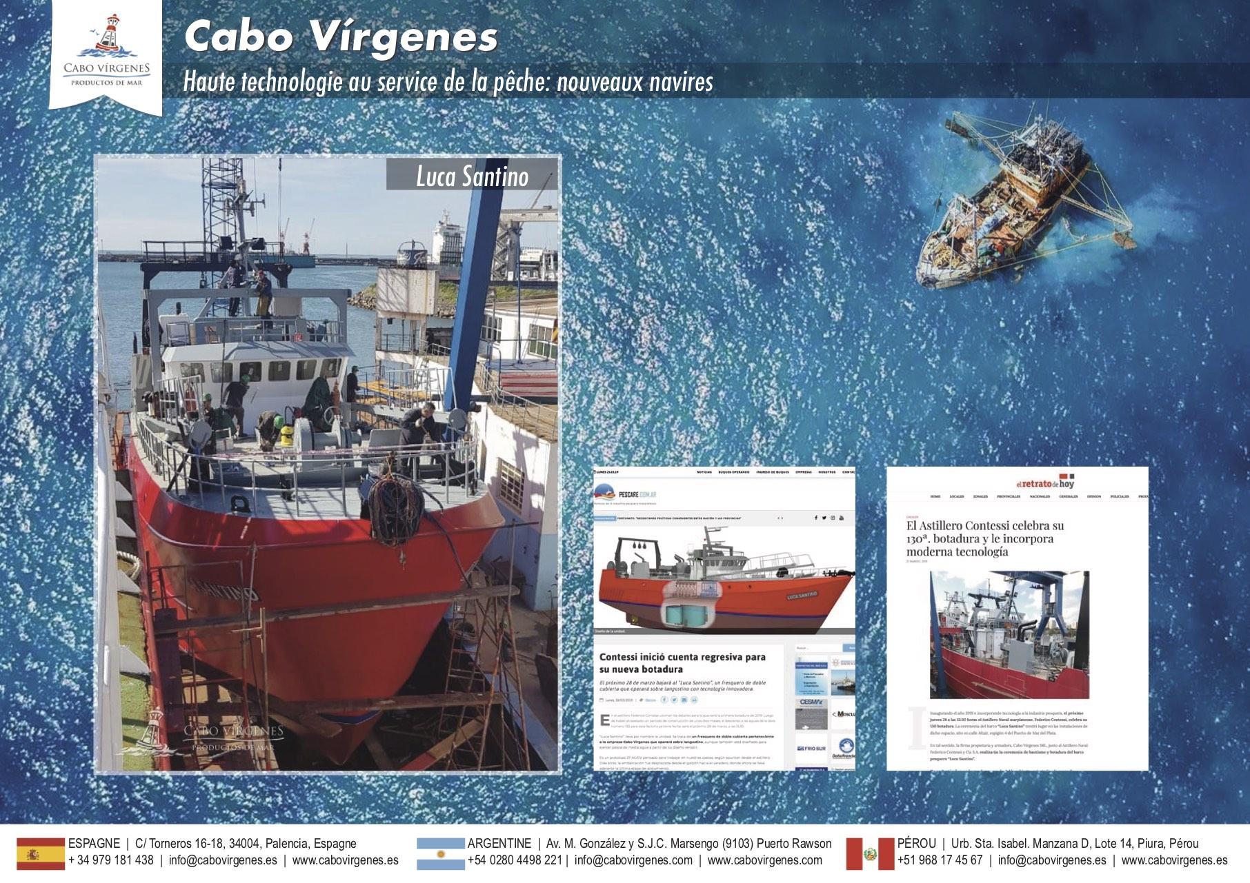 Flotte Cabo Virgenes