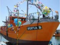 Barco fresquero.