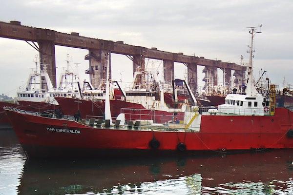 Mar Esmeralda Cabo Vírgenes Argentina