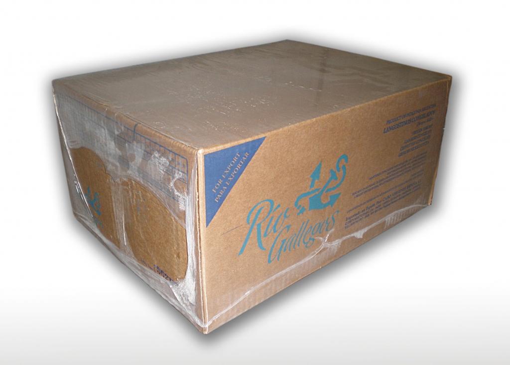 Caja master, de nuestra marca Río Gallegos