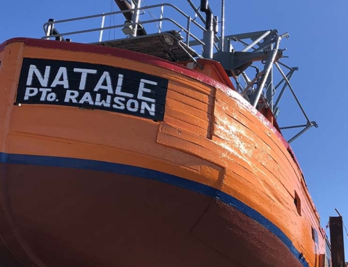 Nuevo barco: NATALE