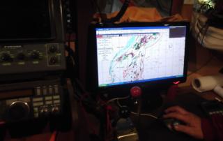 Navigation instruments.