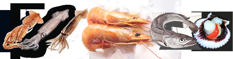 Productos de mar